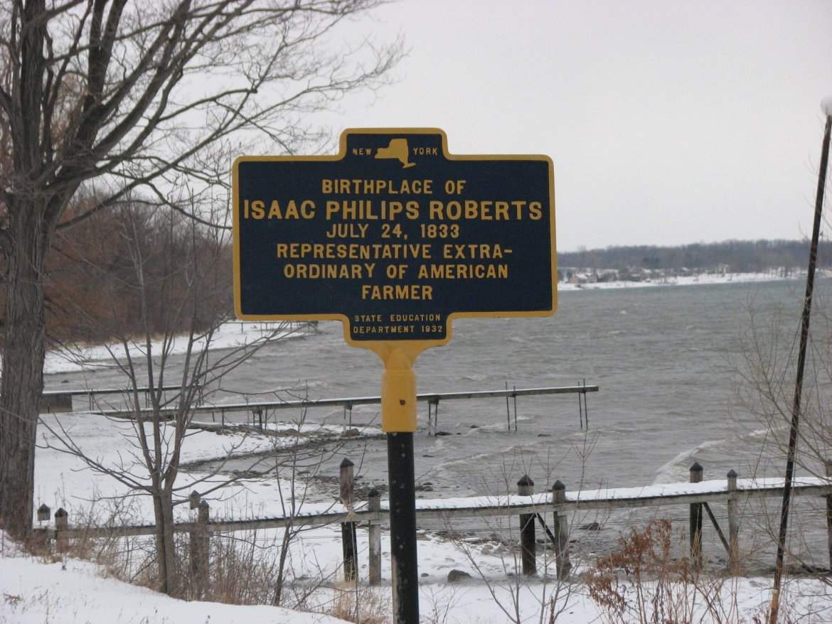 Isaac-Philips-Roberts-historic-marker-on-Route-89.jpg