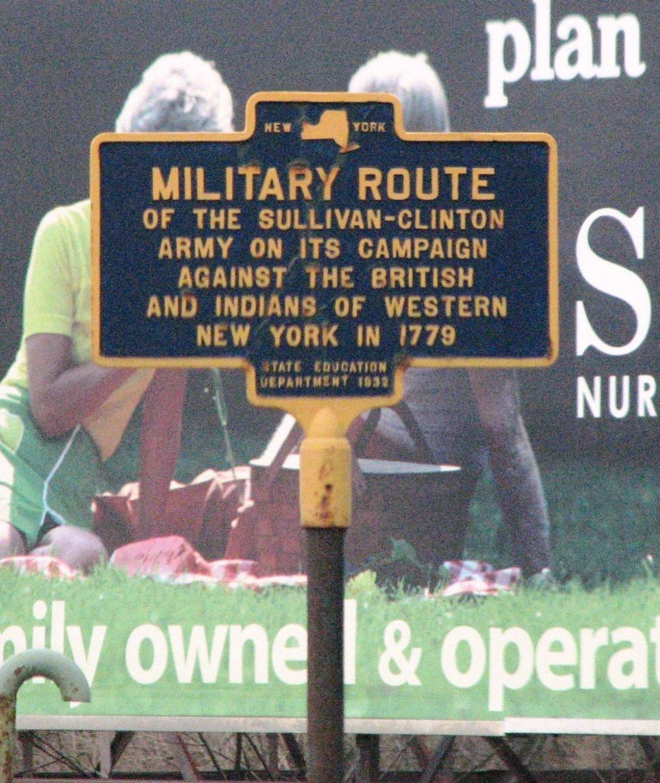 Military-Route-of-Sullivan-Clinton-army-near-Wal-Mart-entran.jpg